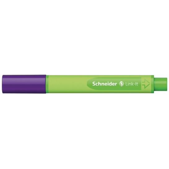 Rašiklis Link-It 0.4mm violet.