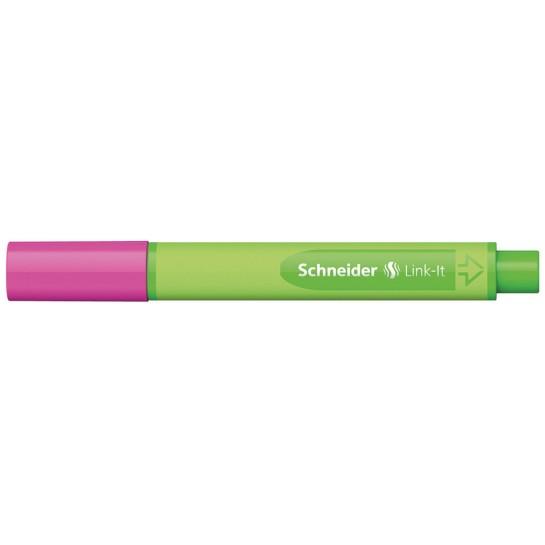 Rašiklis Link-It 0.4mm rožinė