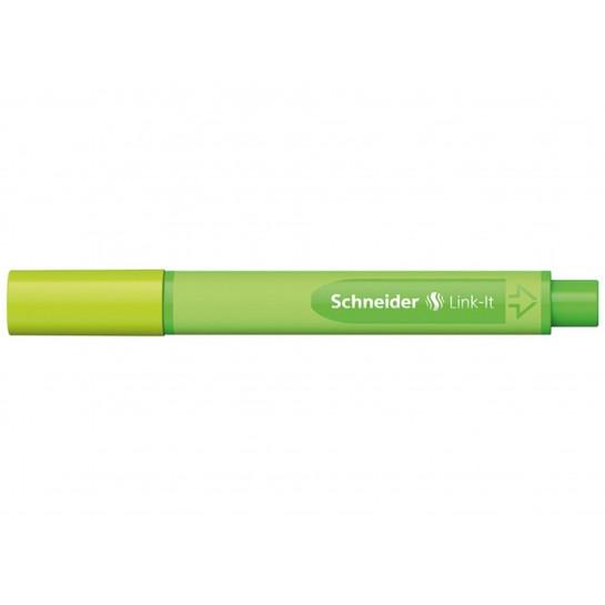 Rašiklis Link-It 0.4mm obuolio žalia