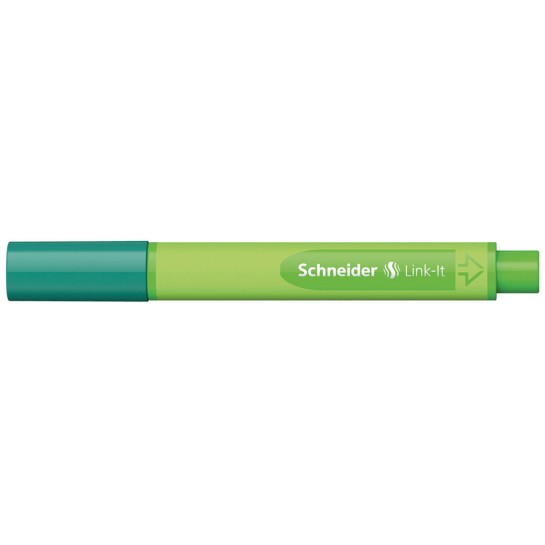 Rašiklis Link-It 0.4mm jūros žalia