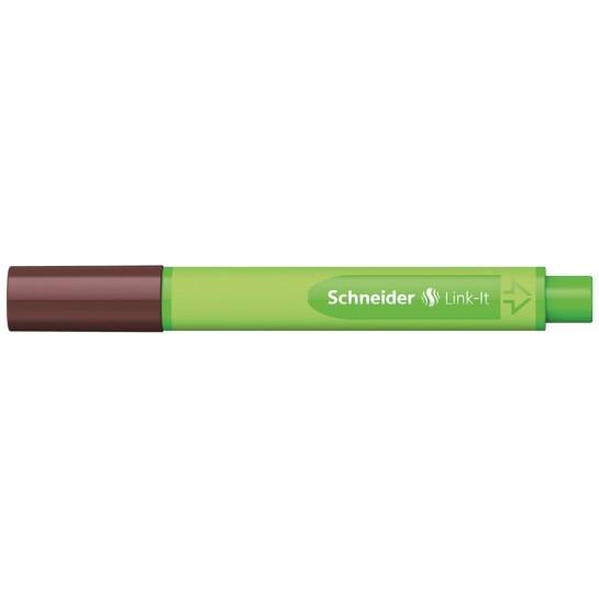 Rašiklis Link-It 0.4mm topazo ruda