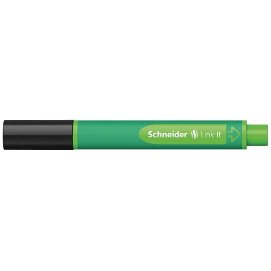 Rašiklis Link-It 1.0mm safyro juoda