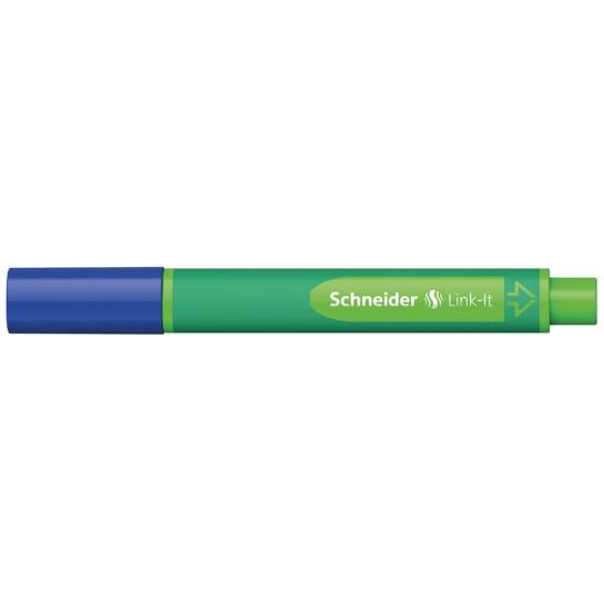 Rašiklis Link-It 1.0mm lazurito mėlyna