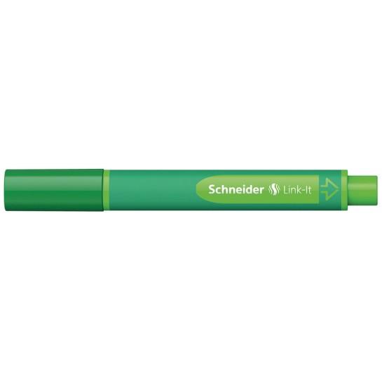 Rašiklis Link-It 1.0mm miško žalia