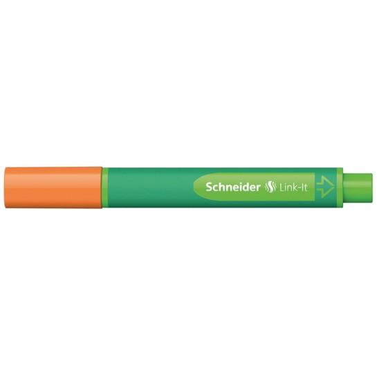 Rašiklis Link-It 1.0mm tango oranžinė