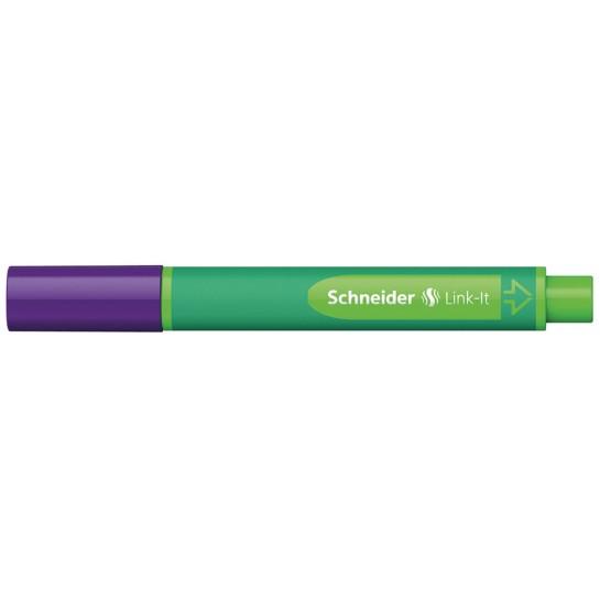 Rašiklis Link-It 1.0mm violetinė