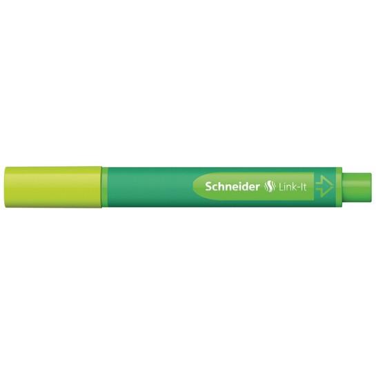 Rašiklis Link-It 1.0mm obuolio žalia