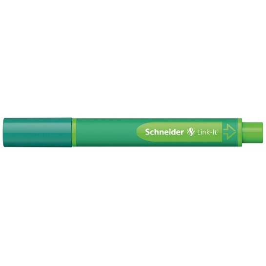 Rašiklis Link-It 1.0mm jūros žalia