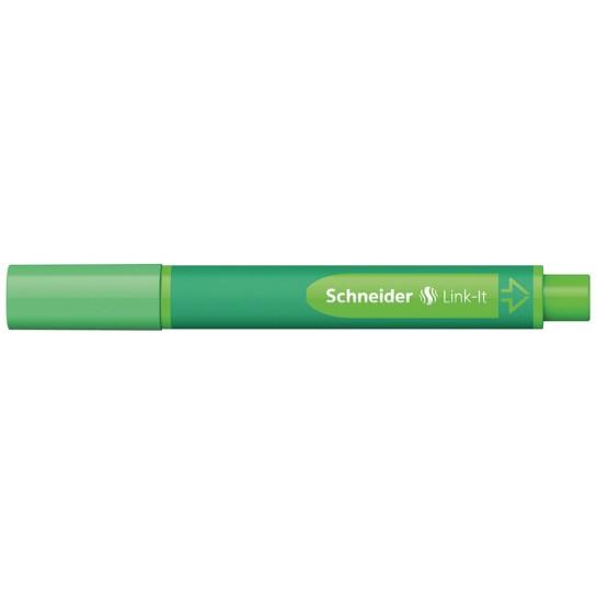 Rašiklis Link-It 1.0mm aukštikaln.žalia