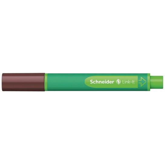 Rašiklis Link-It 1.0mm topazo ruda