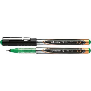 Rašiklis XTRA 805 0.5mm žalias