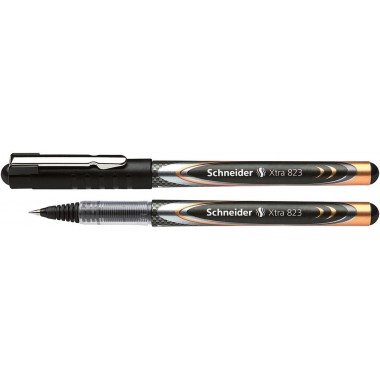 Rašiklis XTRA 823 0.3mm juodas