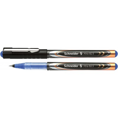 Rašiklis XTRA 823 0.3mm mėlynas