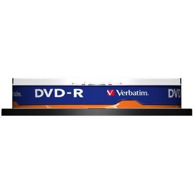 DVD-R 4,7GB 16x Matte Silver 10vnt.