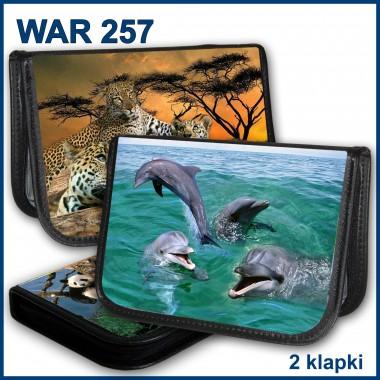 Penalas su dviem atvartais WAR 257