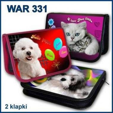 Penalas su dviem atvartais WAR 331