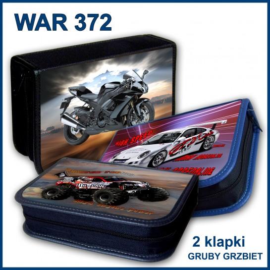 Penalas su dviem atvartais WAR 372 50mm