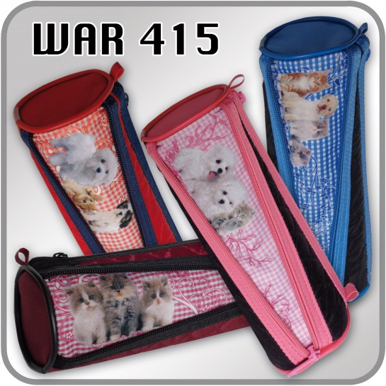 Penalas apvalus WAR 415