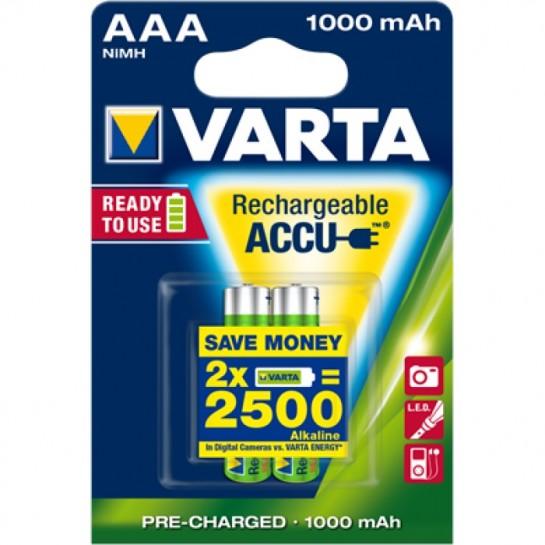 Akumuliatorius VARTA 1000mAh 5703 AAA