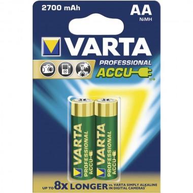 Akumuliatorius VARTA 2600mAh 5706 AA