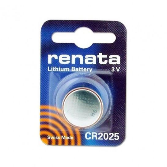 Maitinimo elementas CR2025 RENATA