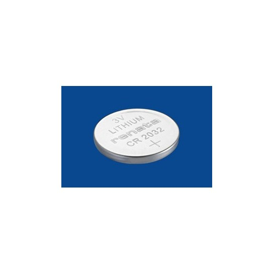 Maitinimo elementas CR2032 RENATA