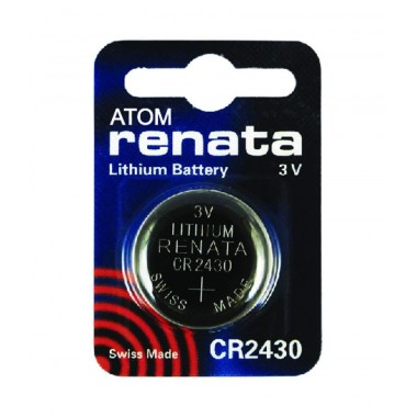 Elementai RENATA CR2430