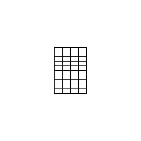 Lipn.etiketės 52,5x29,7(40)