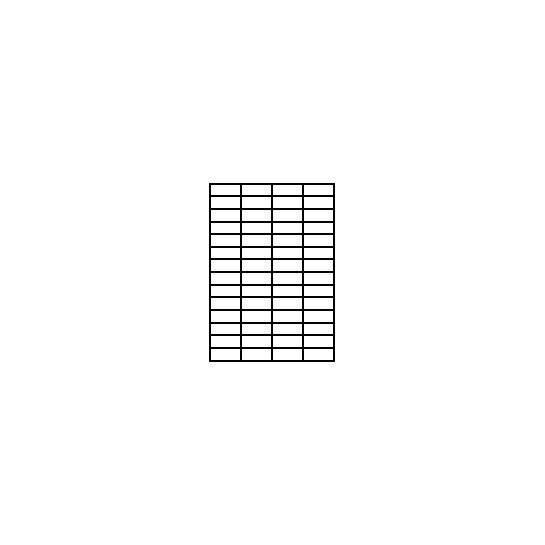 Lipn.etiketės 52,5x21,2 (56)