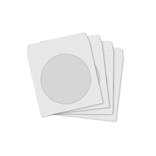 Popieriniai vokai CD