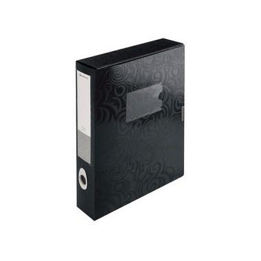Aplankas-dėžutė 0410-0079-01 FB4007 juod