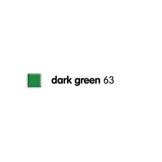Spalv.popierius A4 80g. IC 63 t.žalias
