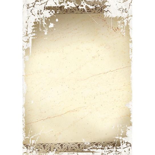 Dipl.popierius 170g Antyk