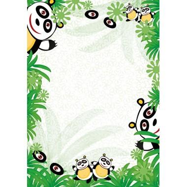 Dipl.popierius 170g Panda