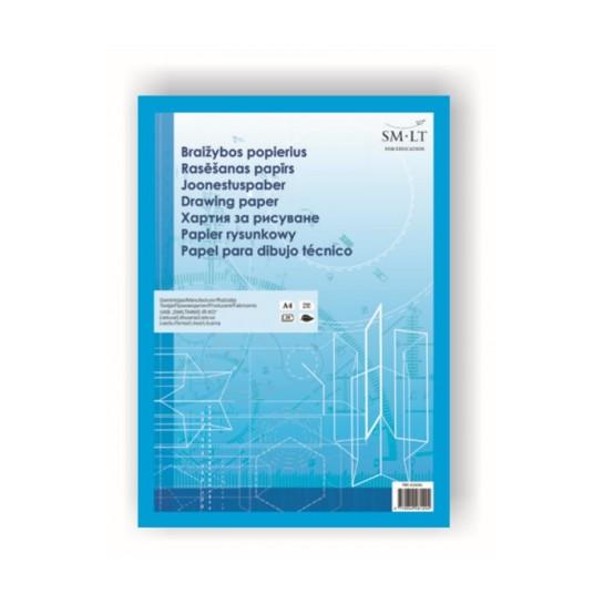 Popierius braižybai A3 10lapų 160g