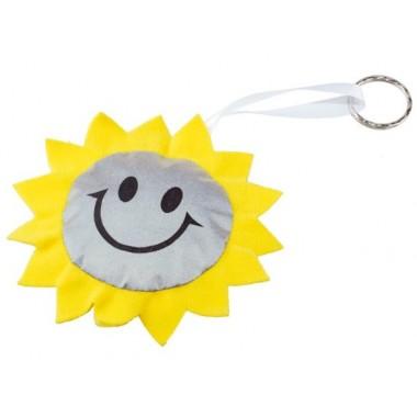 Minkštas atšvaitas-žaislas,saulėgrąža