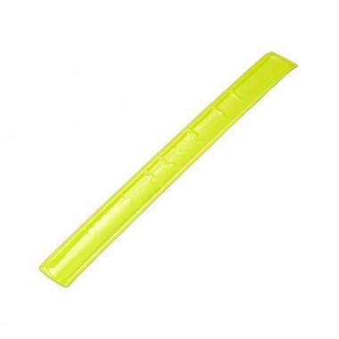 Atšvaitas-juosta 30cm, geltona