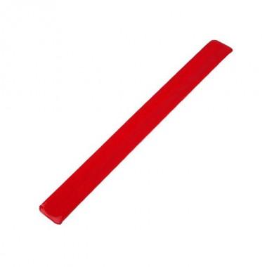 Atšvaitas-juosta 30cm, raudona