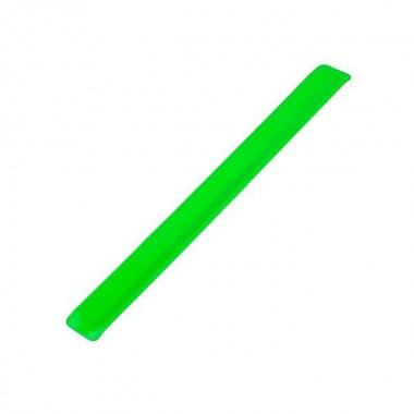 Atšvaitas-juosta 30cm, t.žalia