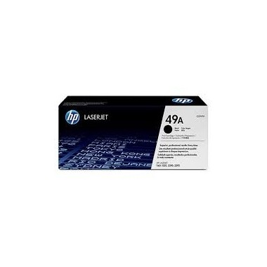HP Cartridge No.49A Black (Q5949A)