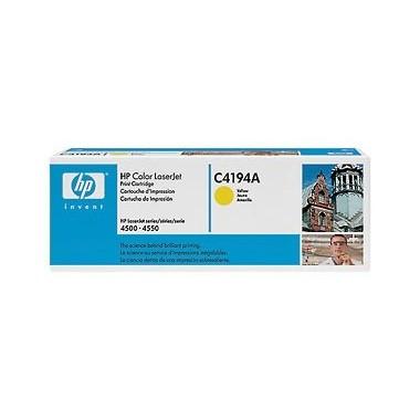 HP Cartridge C4194A Yellow EOL