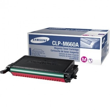 HP Cartridge Magenta CLP-M660A/ELS (ST919A)