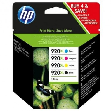 HP Ink No.920 XL Multipack (C2N92AE)