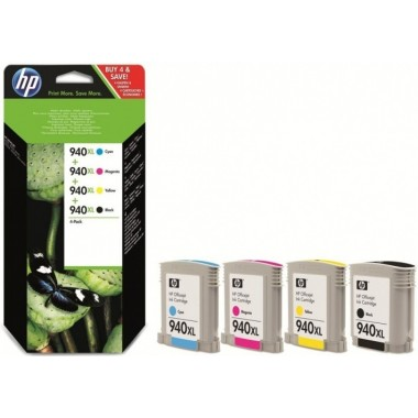 HP Ink No.940 XL Multi-Pack (C2N93AE)