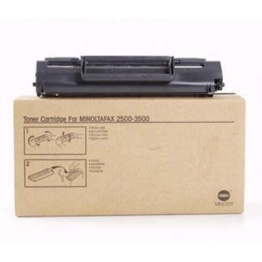 Konica-Minolta Cartridge MF 2500 (0938401) Juoda, 3000 psl.