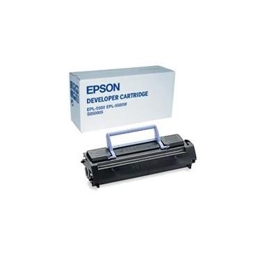 Epson EPL-5500 Juoda, 3000 psl.