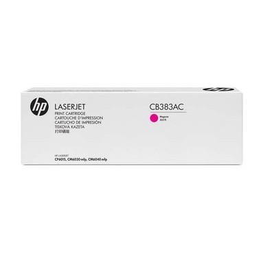 HP CONTRACT Cartridge No.824A Magenta (CB383AC)