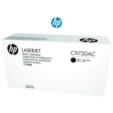 HP CONTRACT Cartridge No.645A Black (C9730AC)