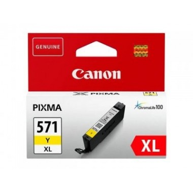 Canon Ink CLI-571XLY Yellow (0334C001)