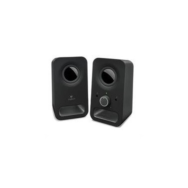 LOGITECH Z150 Speaker 2.0 6 Watt Midnight Black